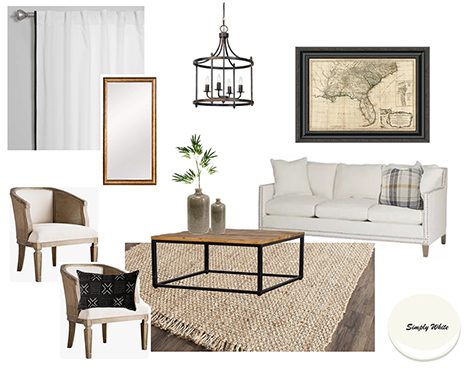 Get This Look – Classic Living Room