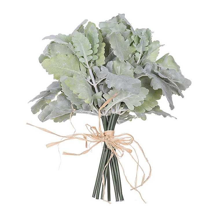 dusty miller bouquet