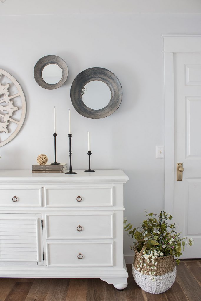 white-painted-dresser