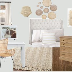 Bedroom Makeover Design Plan FI