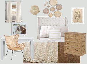 Bedroom Makeover Design Plan FI