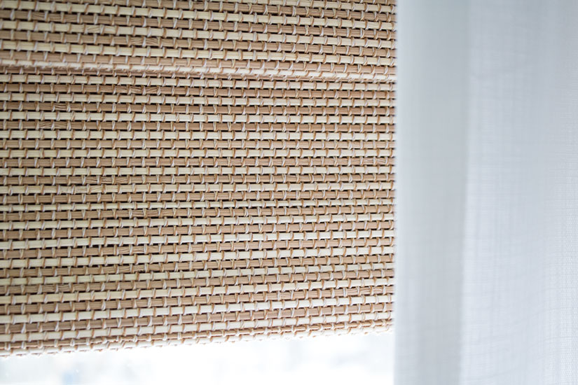 light-honey-colored-bamboo-blinds