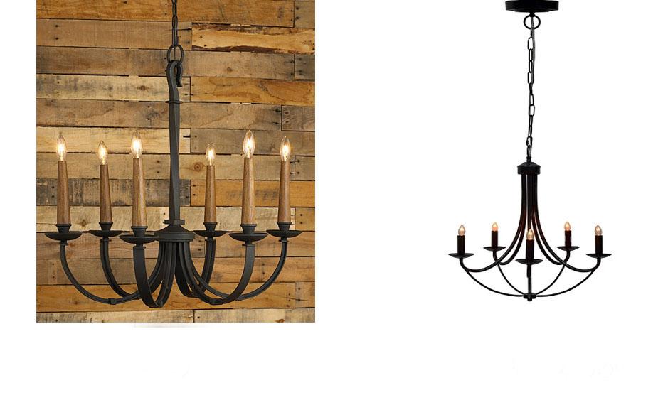 splurge vs save chandeliers