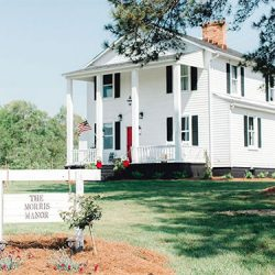 the morris manor farmhouse tours