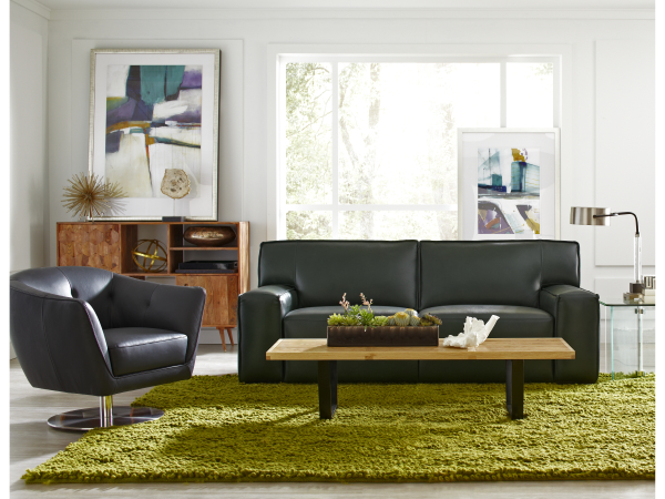 how much space should you leave around furniture