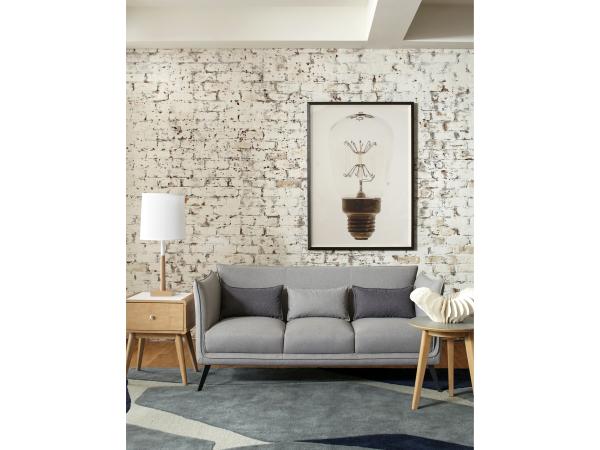 interior design, room balance and visual weight