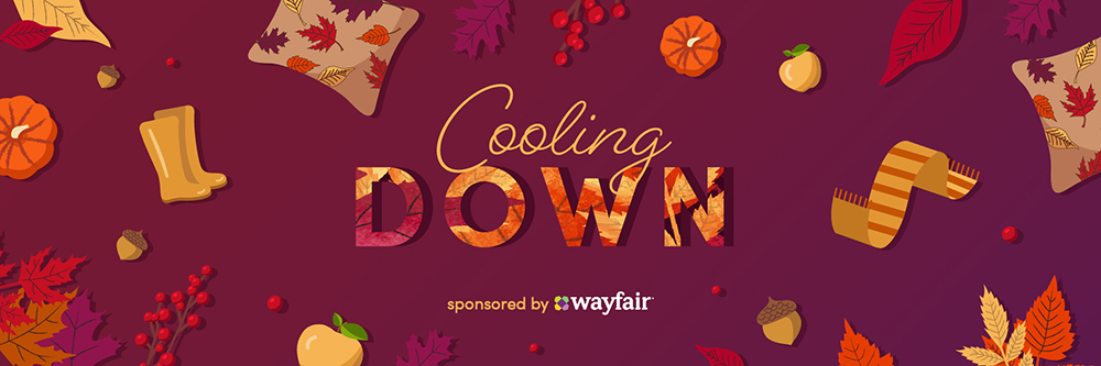 cooling down banner