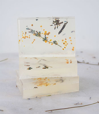 How To Make Soap – Lavender and Bee Pollen