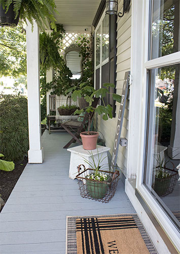 How to Paint A Porch Floor With Concrete Paint