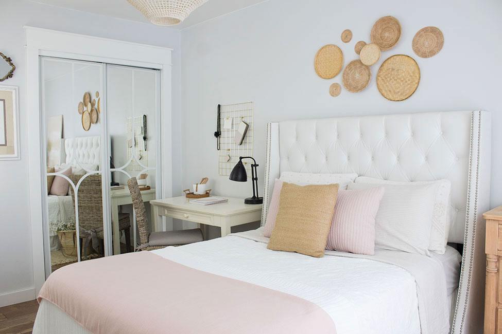cozy bedroom decorating