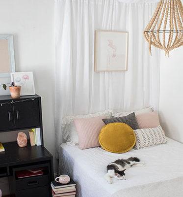 Dorm room makeover FI