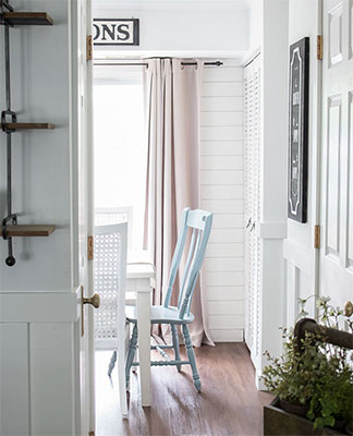 Painting Chairs With Spindles The Easy Way