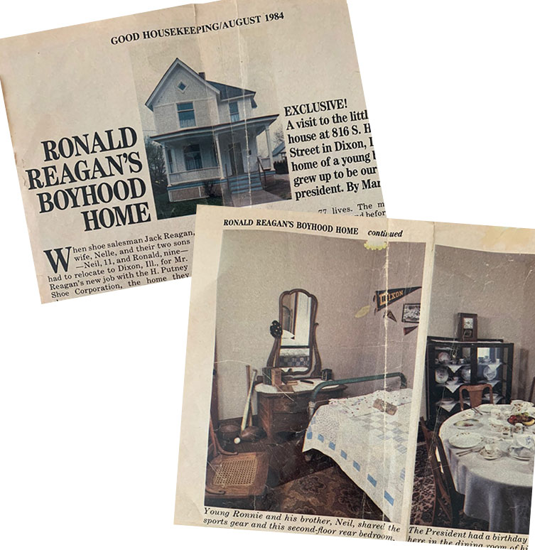newpaper-clippings-antique-furniture