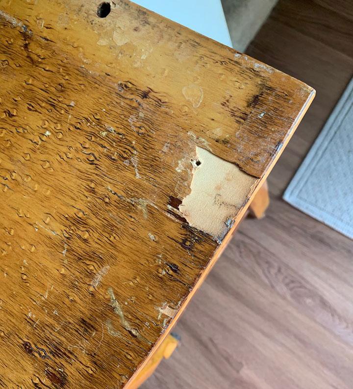 vintage dresser find