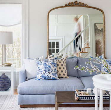 Get The Look: Pretty Living Room