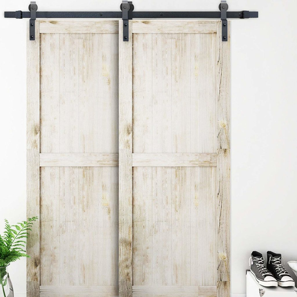 sliding bypass barn door hardware