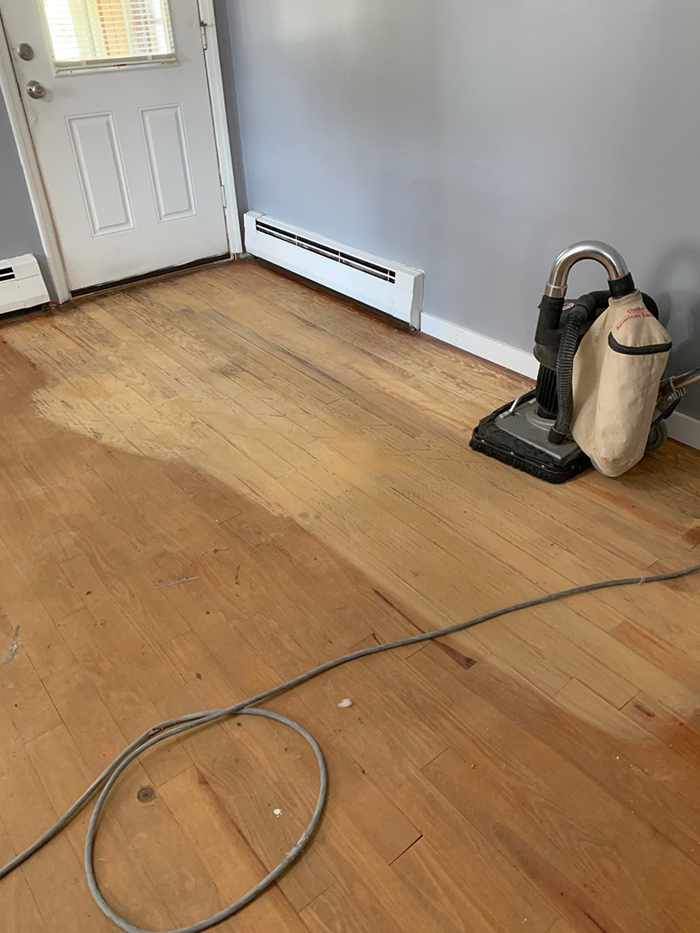 wood floor refinishing is a project you can do yourself, potentially saving you thousands of dollars