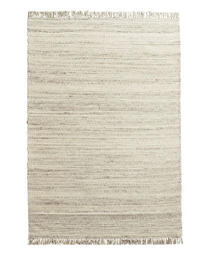 tonal striped jute area rug
