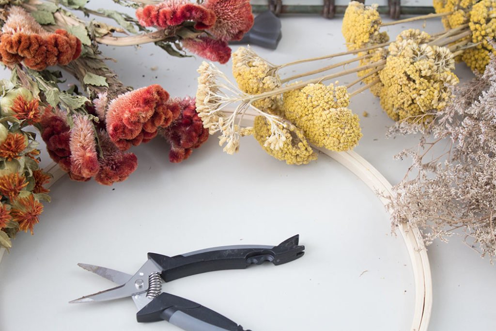 Where to buy dried flowers for wreath making