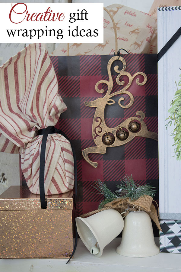Creative gift wrapping ideas for Christmas with DIY tutorials.
