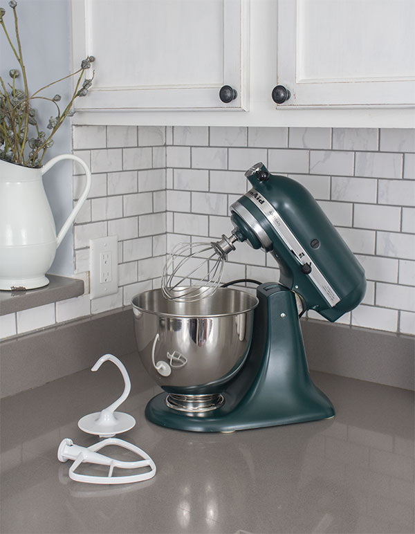 steel blue kitchen aid stand mixer, gift ideas for her
