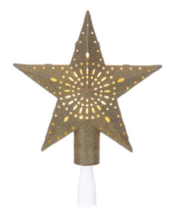 star light projector tree topper