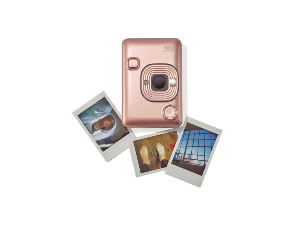 print photos from your phone with this instant camera