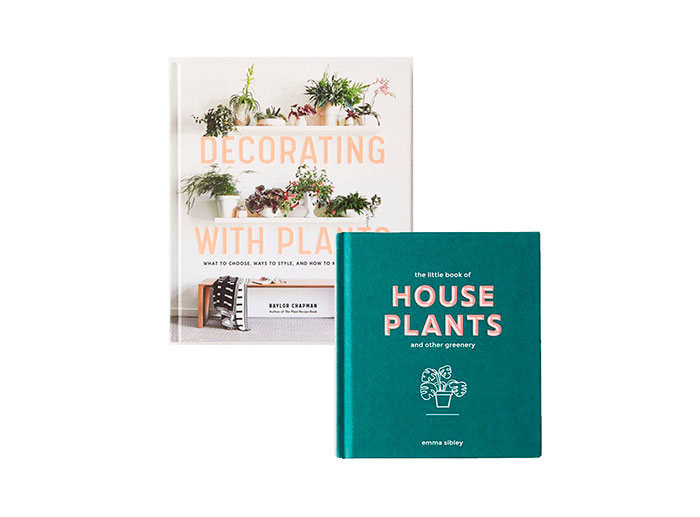 houseplant books - gift ideas for the plant lover