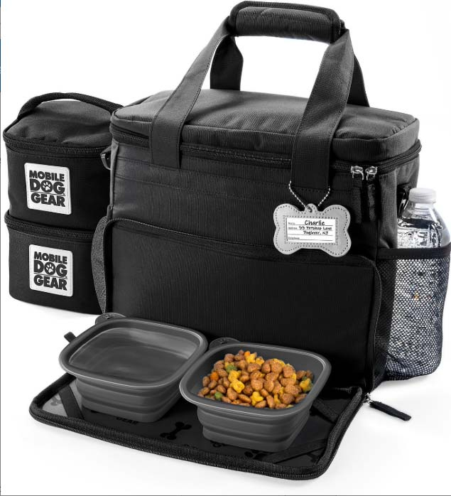 mobile pet station, travel backpack, gift ideas for pet lovers