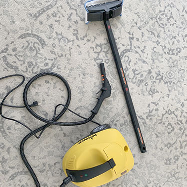 Using a Carpet Steamer to Get Your Home Ready for the Holidays