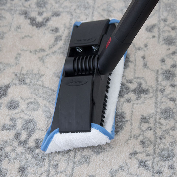 how to steam clean carpets yourself