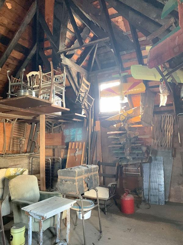 barn with loft