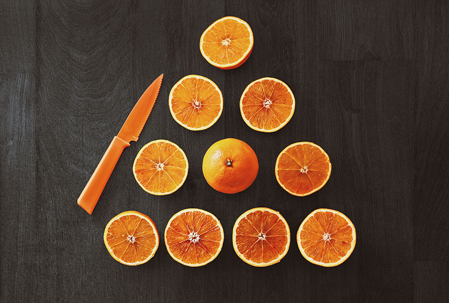 what are oranges good for heath