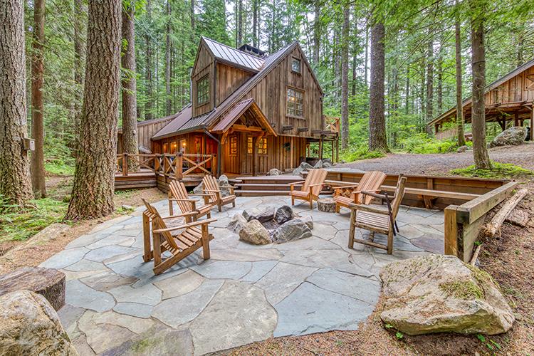 Oregon vacation home winter rental