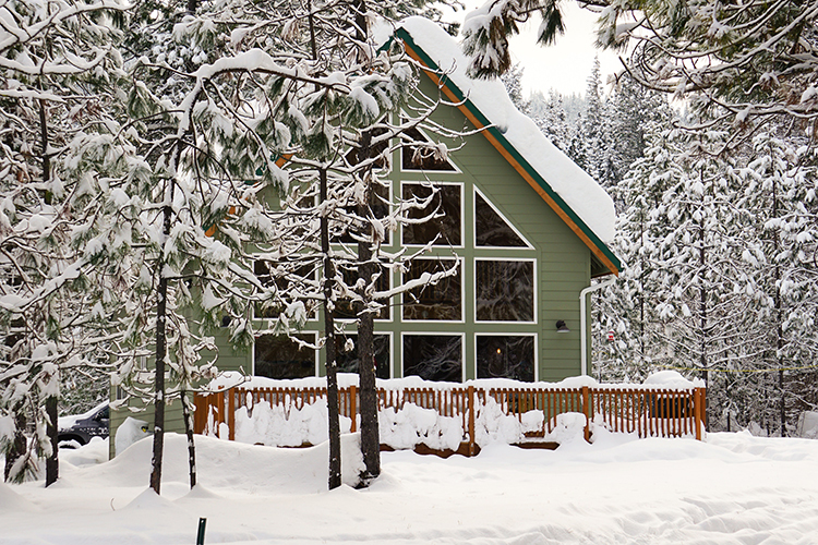 west coast vacation homes