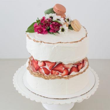 How To Make A Fault Line Cake