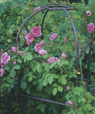 diy metal garden terllis