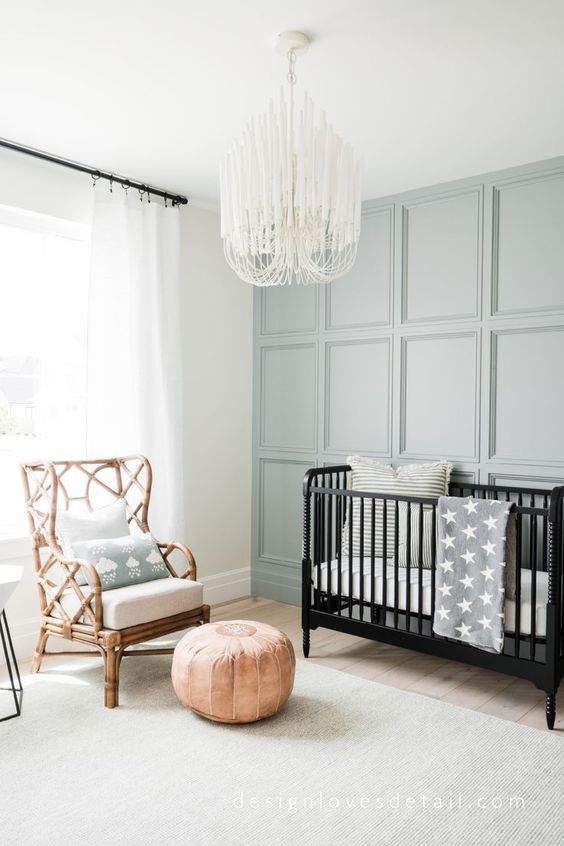 neutral nursery makeover