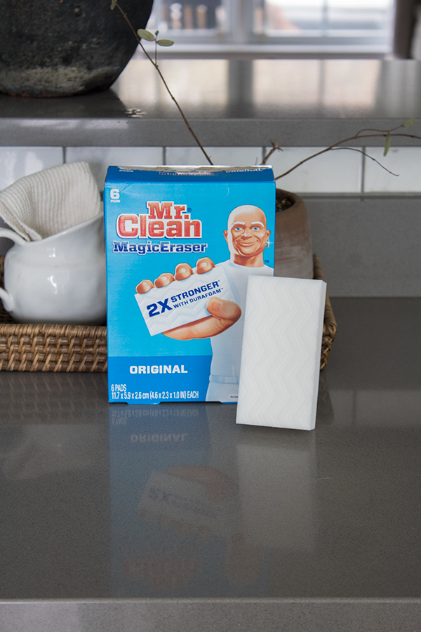 Mr. Clean Magic Eraser Cleaning products