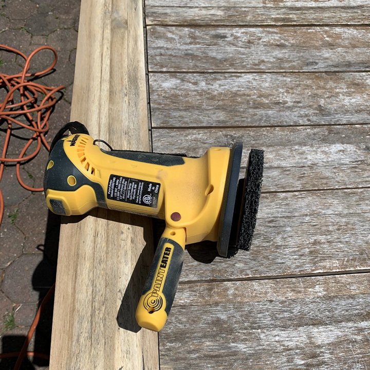 the best sander for wood