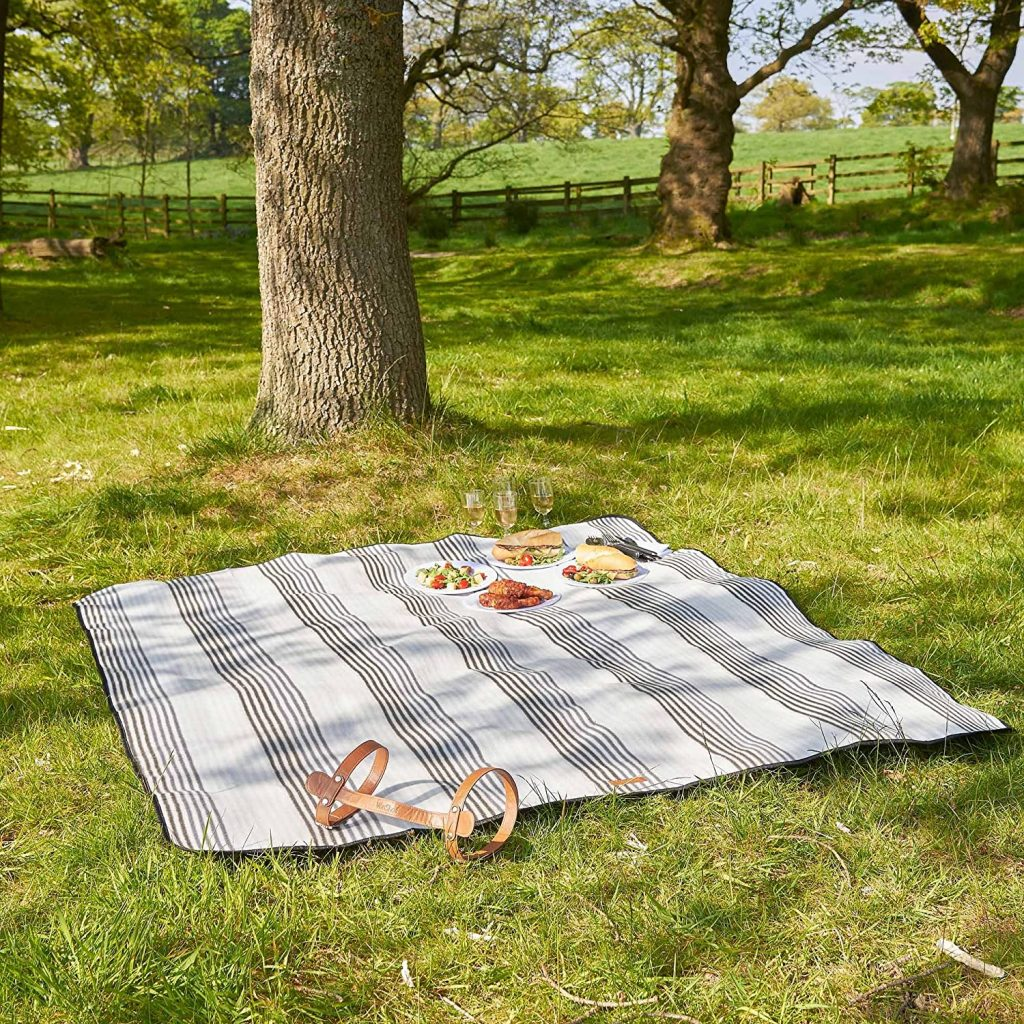 picnic blanket outdoor entertainment ideas