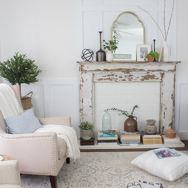how to incorporate flea market finds into your decor