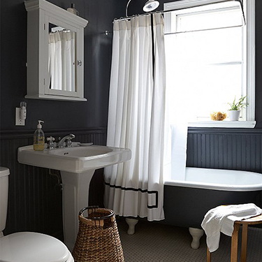 9 Soft Black Paint Colors from Benjamin Moore