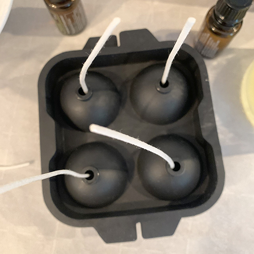 floating candle  molds and how to