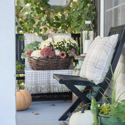 FI easy fall decorations