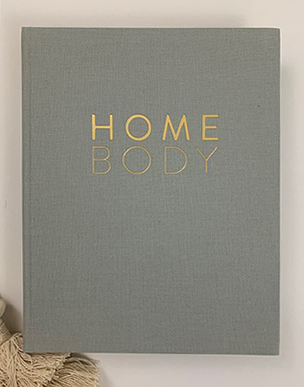 HOMEBODY home decor and interior design book by Joanna Gaines