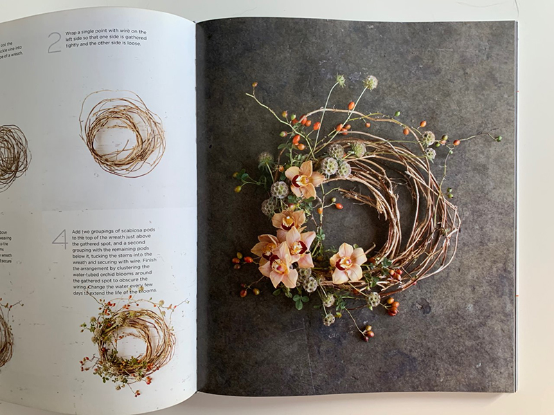 floral design books