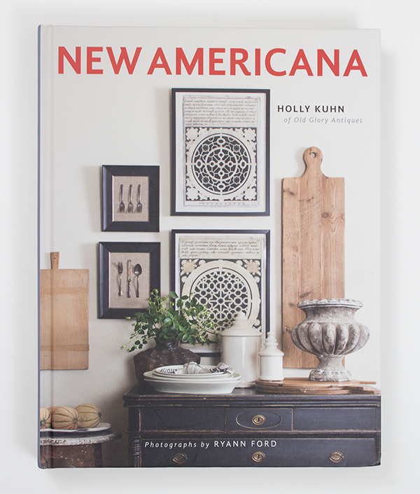 New Americana Best Home Decor Books