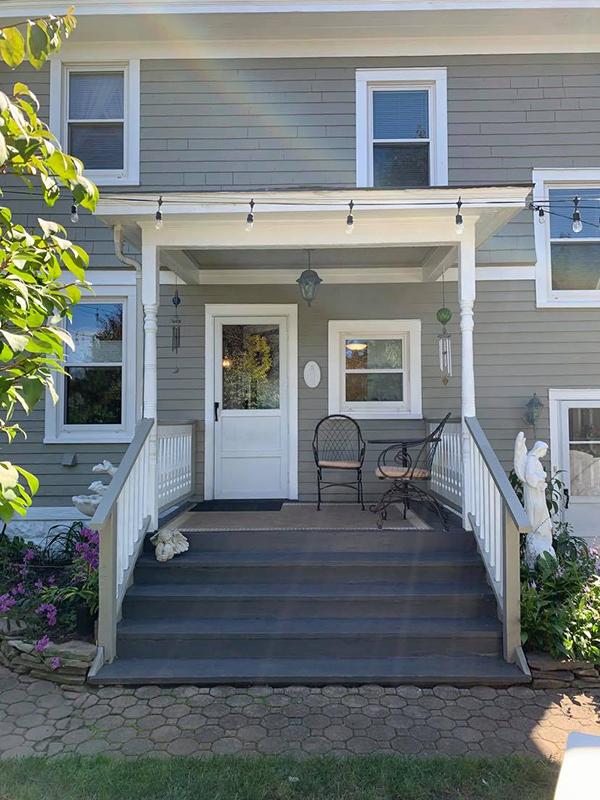 back porch home and garden ideas
