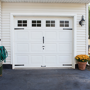 Garage Doors:  Simple Makeover With Big Impact